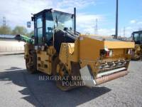 CATERPILLAR ROLO COMPACTADOR DE ASFALTO DUPLO TANDEM CD54 equipment  photo 3