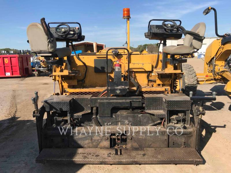 WEILER ASPHALT PAVERS P385A equipment  photo 12