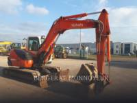 KUBOTA TRACTOR CORPORATION ESCAVATORI CINGOLATI KX080.3 equipment  photo 9