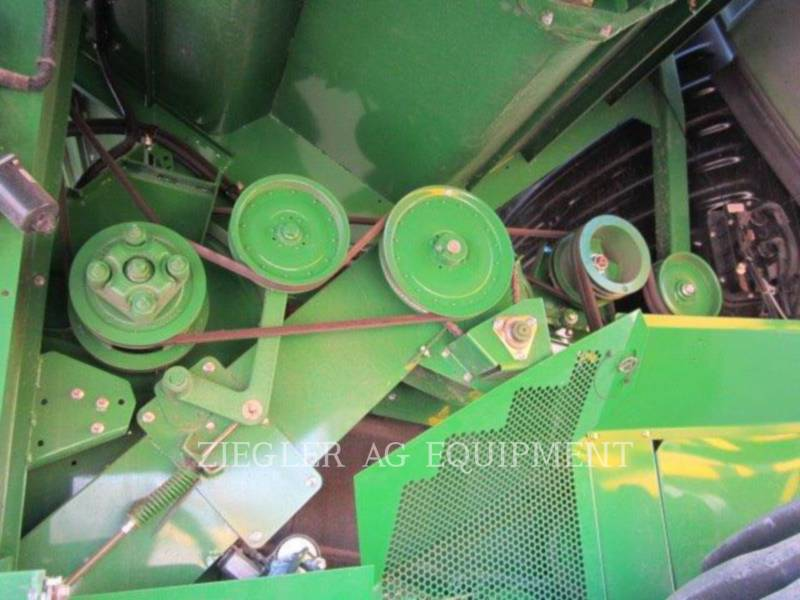 DEERE & CO. コンバイン S550 equipment  photo 16