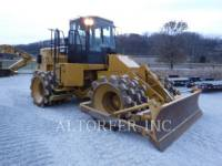 CATERPILLAR TRACTEURS SUR PNEUS 815F2 equipment  photo 2
