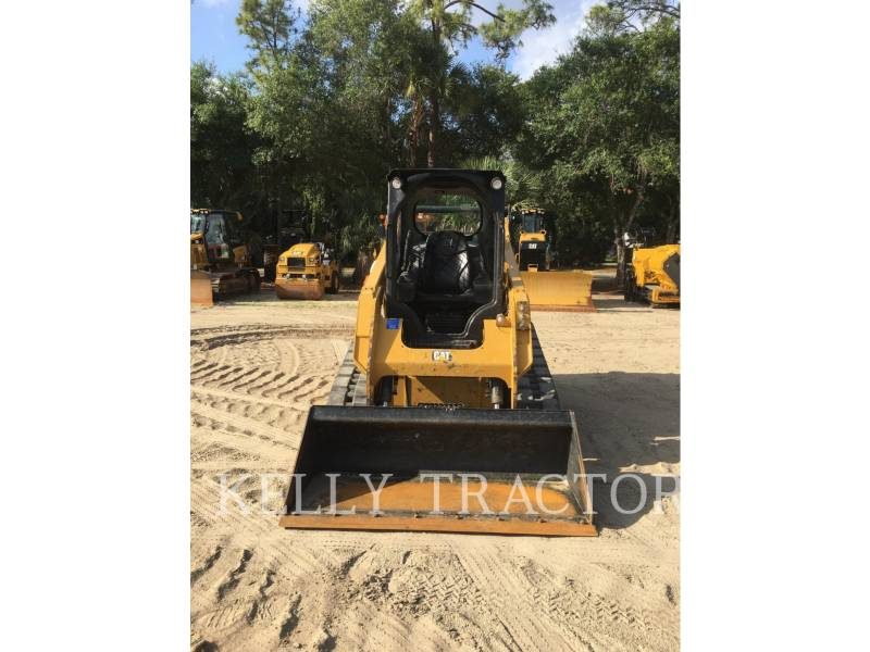 Caterpillar ÎNCĂRCĂTOARE PENTRU TEREN ACCIDENTAT 259D equipment  photo 11
