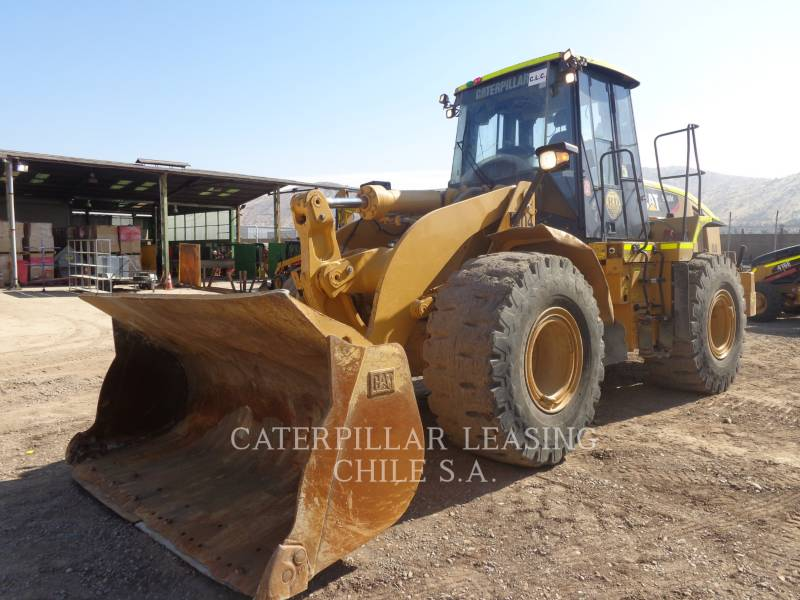 CATERPILLAR WHEEL LOADERS/INTEGRATED TOOLCARRIERS 950 H equipment  photo 1