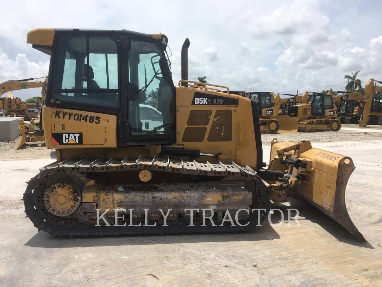 Detail photo of 2015 Caterpillar D5K LGP II from Construction Equipment Guide