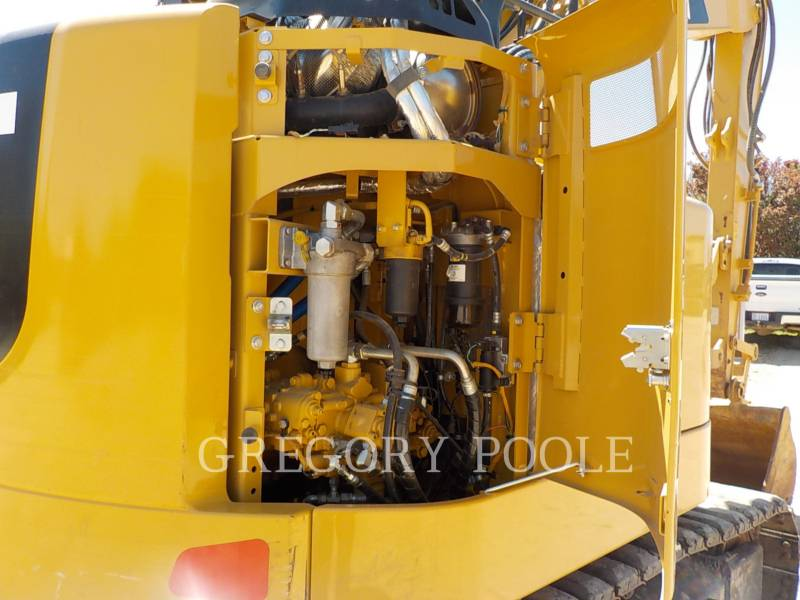 CATERPILLAR TRACK EXCAVATORS 315FLCR equipment  photo 15