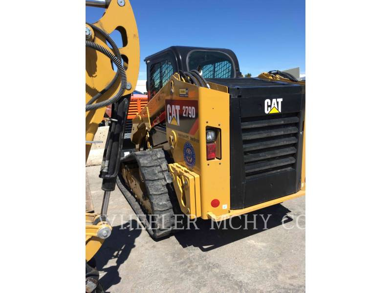 CATERPILLAR DELTALADER 279D C3 HF equipment  photo 3