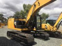 Equipment photo CATERPILLAR 320EL SHOVEL / GRAAFMACHINE MIJNBOUW 1