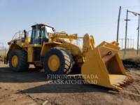 Equipment photo CATERPILLAR 988G RADLADER/INDUSTRIE-RADLADER 1