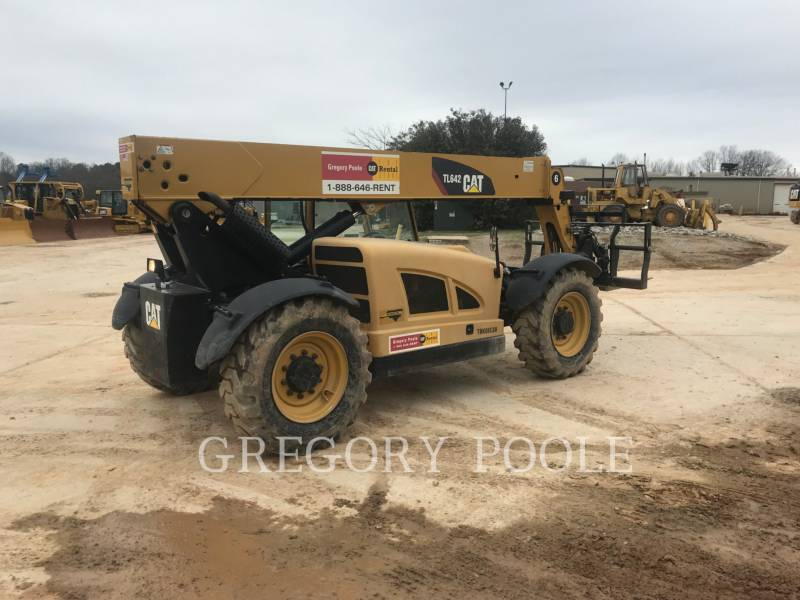 CATERPILLAR TELEHANDLER TL642 equipment  photo 5