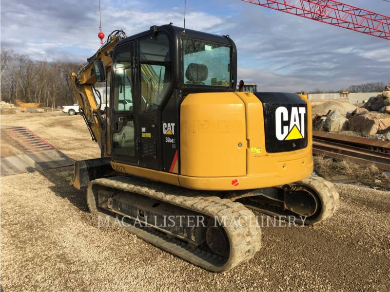 CATERPILLAR ESCAVADEIRAS 308E2CRSB equipment  photo 3