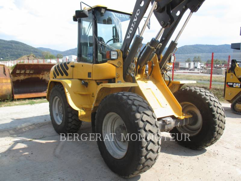 VOLVO CONSTRUCTION EQUIPMENT WHEEL LOADERS/INTEGRATED TOOLCARRIERS L40B equipment  photo 6