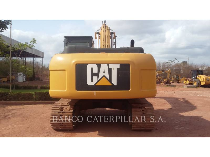 CATERPILLAR KOPARKI GĄSIENICOWE 320D2 equipment  photo 10