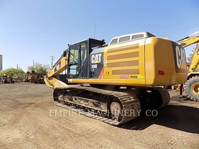 CATERPILLAR KOPARKI GĄSIENICOWE 336EL HYB equipment  photo 3