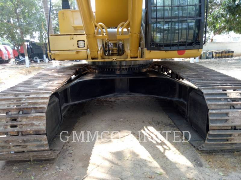 CATERPILLAR EXCAVADORAS DE CADENAS 345CL equipment  photo 9
