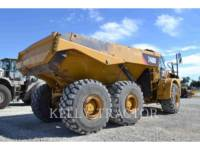 Caterpillar CAMIOANE ARTICULATE 740B equipment  photo 3