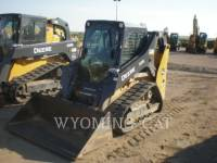 JOHN DEERE SKID STEER LOADERS 317G equipment  photo 1