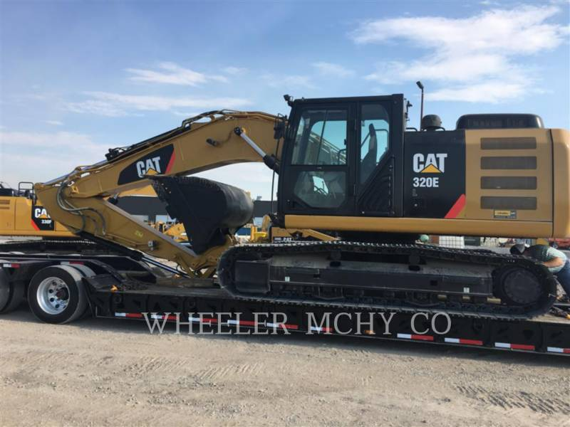 CATERPILLAR PELLES SUR CHAINES 320E L CF equipment  photo 7
