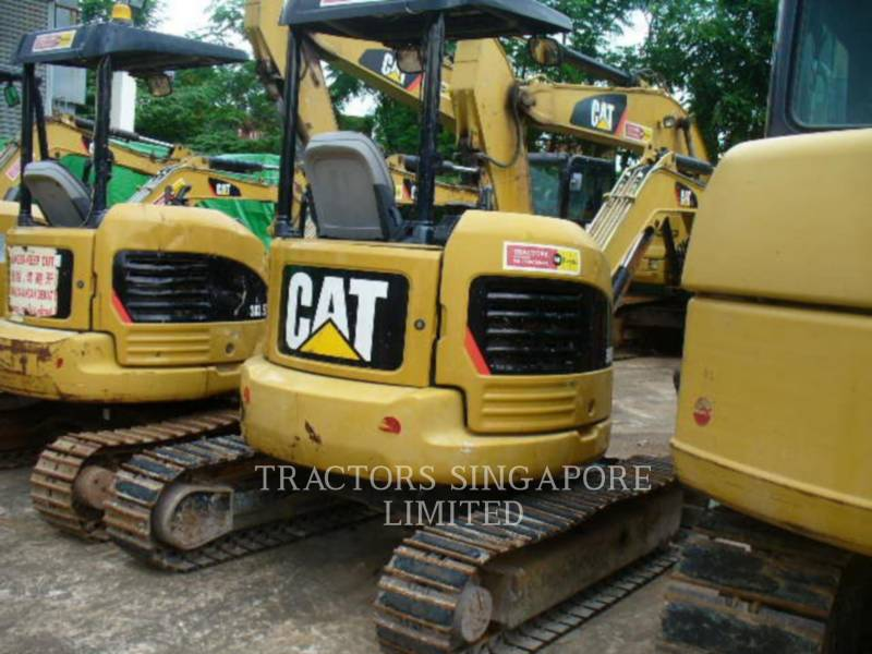 Caterpillar EXCAVATOARE PE ŞENILE 303.5DCR equipment  photo 3
