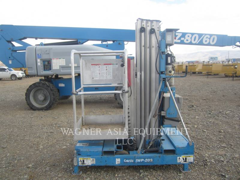 GENIE INDUSTRIES LEVANTAMIENTO - TIJERA IWP-20S equipment  photo 7