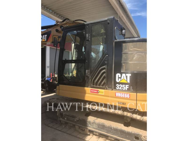 CATERPILLAR PELLES SUR CHAINES 325FLCR equipment  photo 6
