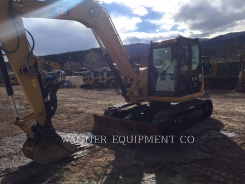 CATERPILLAR PELLES SUR CHAINES 308E2 THB equipment  photo 4