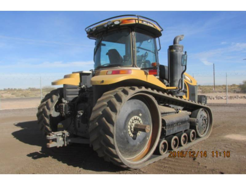 AGCO-CHALLENGER LANDWIRTSCHAFTSTRAKTOREN MT845E equipment  photo 8