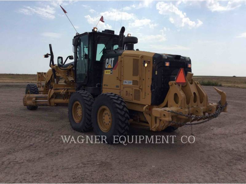CATERPILLAR NIVELEUSES 140M2 equipment  photo 10