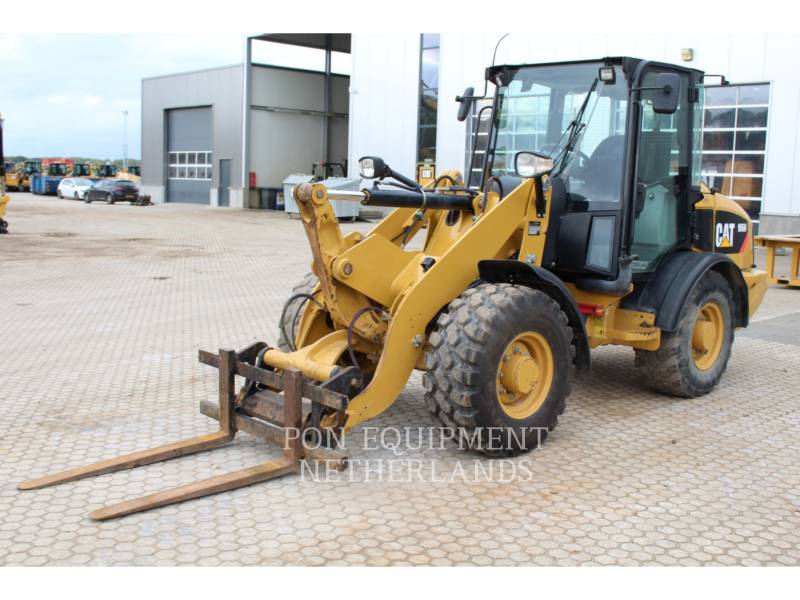 CATERPILLAR RADLADER/INDUSTRIE-RADLADER 906H equipment  photo 2
