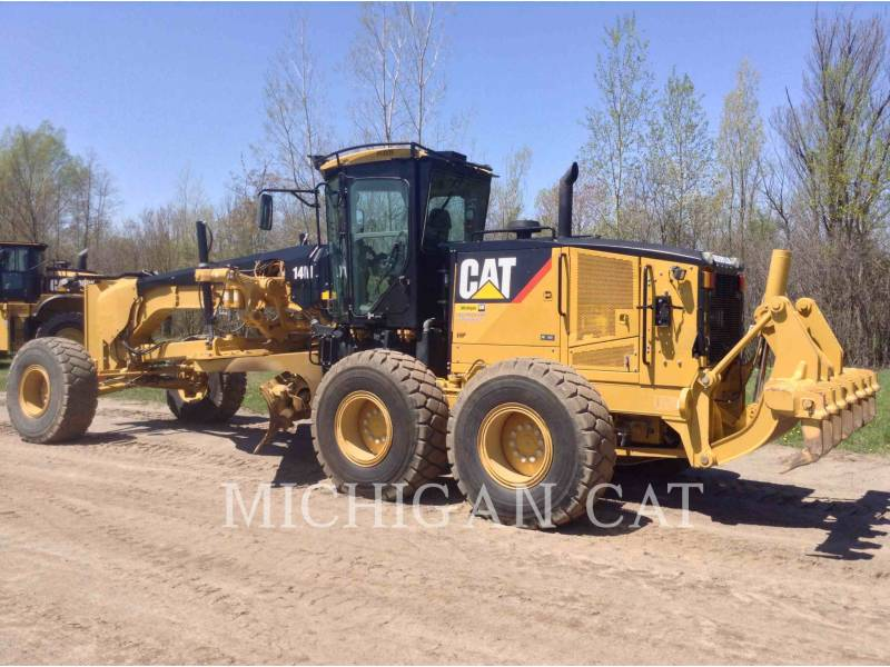 CATERPILLAR MOTONIVELADORAS 14M R equipment  photo 4