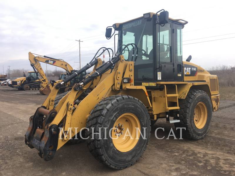 CATERPILLAR WHEEL LOADERS/INTEGRATED TOOLCARRIERS IT14G A equipment  photo 1