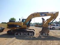 CATERPILLAR KETTEN-HYDRAULIKBAGGER 324DL TH equipment  photo 5