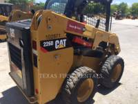 CATERPILLAR SKID STEER LOADERS 226 D equipment  photo 4