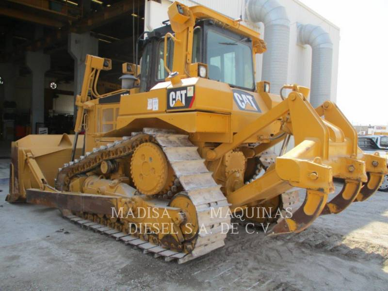 CATERPILLAR MINING TRACK TYPE TRACTOR D 6 T equipment  photo 5