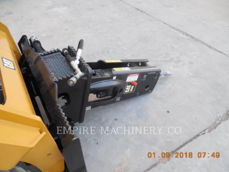 CATERPILLAR  HAMER H55E SSL equipment  photo 1