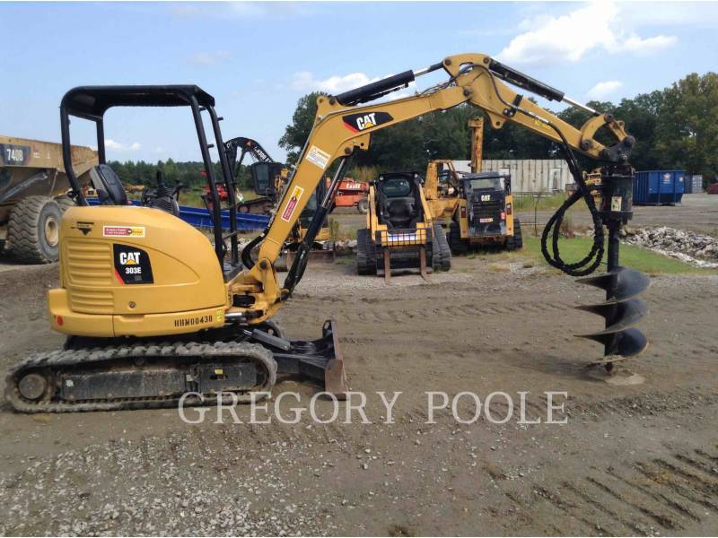 CATERPILLAR KETTEN-HYDRAULIKBAGGER 303ECR equipment  photo 8