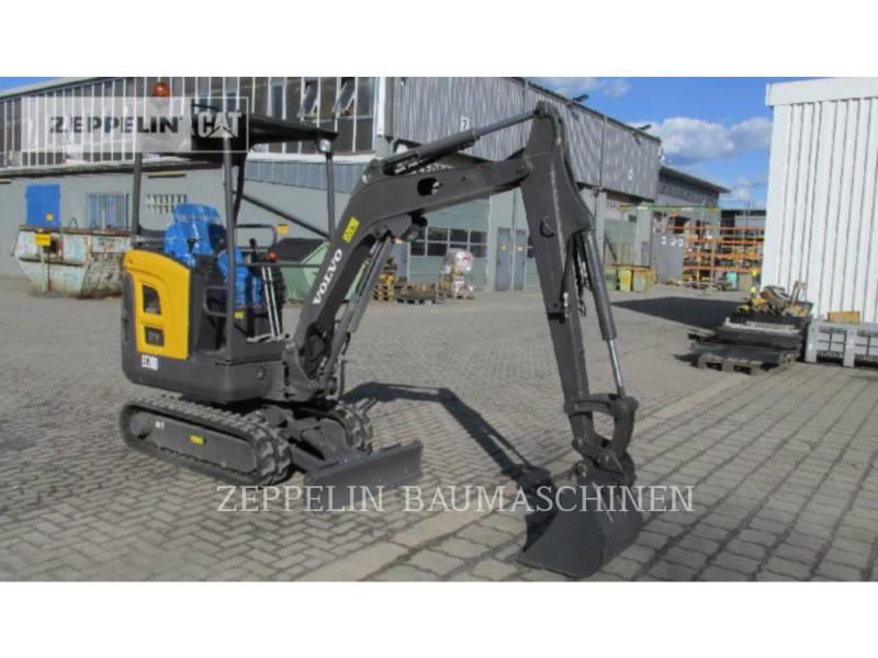 VOLVO CONSTRUCTION EQUIPMENT TRACK EXCAVATORS EC20 equipment  photo 2
