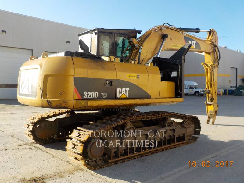 CATERPILLAR FORESTAL - EXCAVADORA 320DFMHW equipment  photo 4