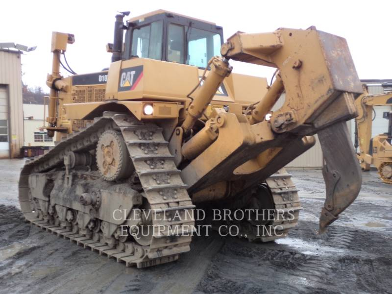 CATERPILLAR TRACTEURS SUR CHAINES D10T equipment  photo 4