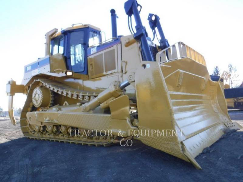 CATERPILLAR 鉱業用ブルドーザ D8RLRC equipment  photo 8