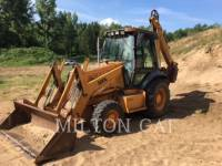 Equipment photo CASE 580L BACKHOE LOADERS 1