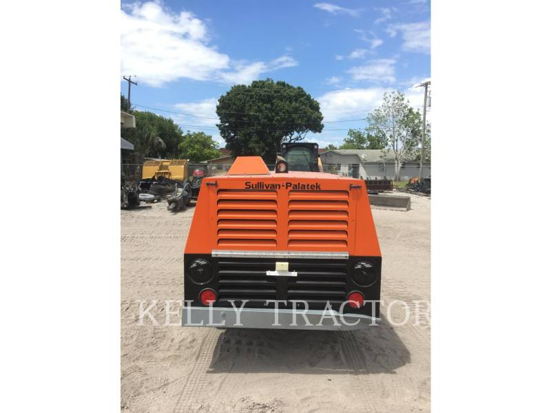 SULLIVAN AIR COMPRESSOR (OBS) D185P DZ equipment  photo 5