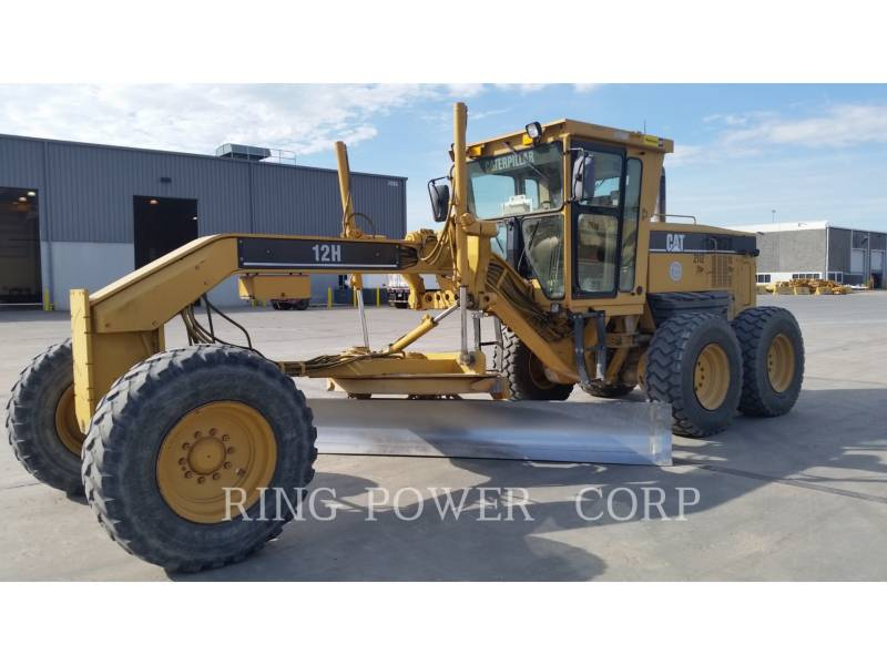 CATERPILLAR MOTOR GRADERS 12H equipment  photo 1