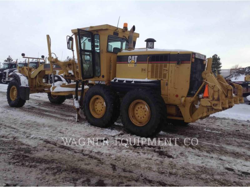 CATERPILLAR MOTORGRADER 140H equipment  photo 4