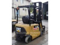 MITSUBISHI CATERPILLAR FORKLIFT CHARIOTS À FOURCHE EP25KPAC equipment  photo 3