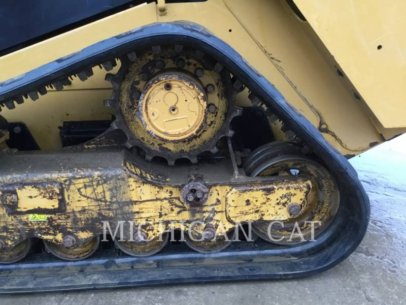 Caterpillar ÎNCĂRCĂTOARE PENTRU TEREN ACCIDENTAT 289D A2Q equipment  photo 18