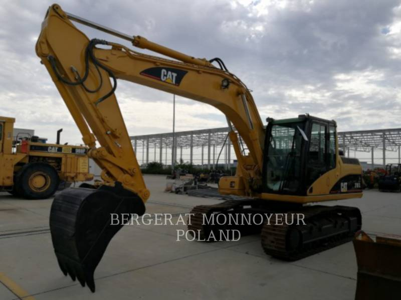 CATERPILLAR TRACK EXCAVATORS 315 C L equipment  photo 2
