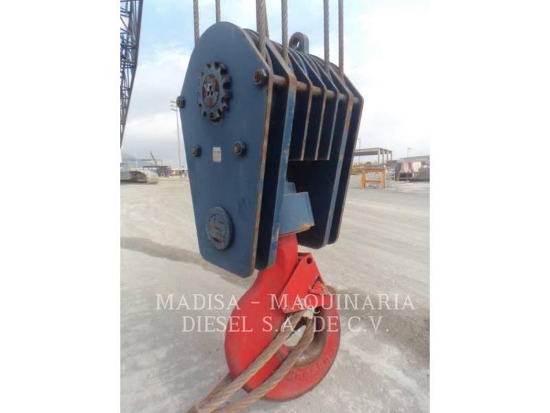 TEREX CORPORATION GUINDASTES HC 275 equipment  photo 9