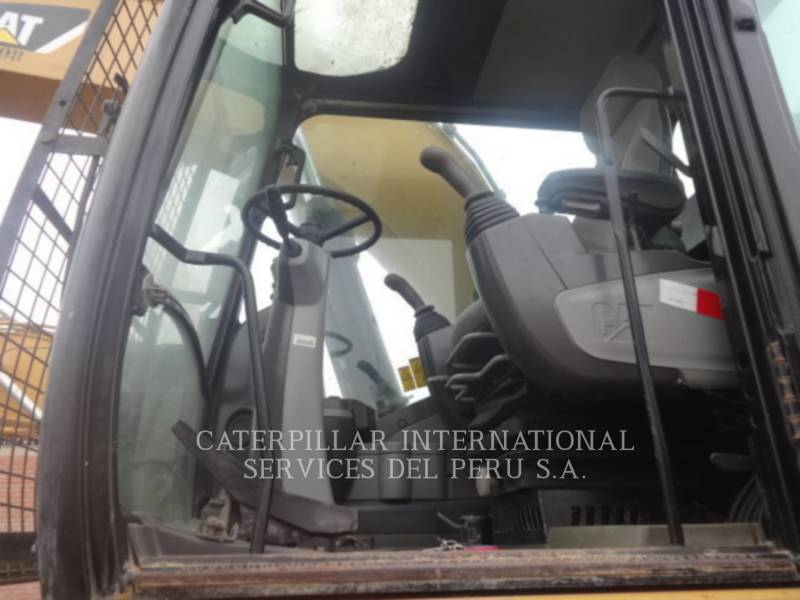 CATERPILLAR EXCAVADORAS DE RUEDAS M313 D equipment  photo 10