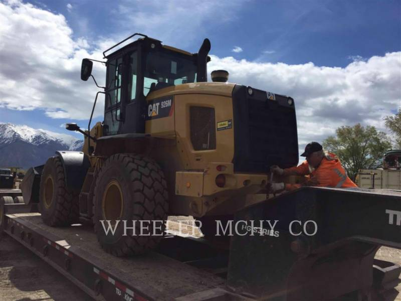 CATERPILLAR WHEEL LOADERS/INTEGRATED TOOLCARRIERS 926M QC equipment  photo 2