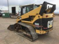 CATERPILLAR KOMPAKTLADER 268B VTS equipment  photo 4
